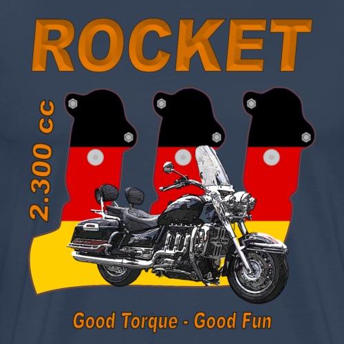 good torque – Rocket III Touring Germany - Männer Premium T-Shirt