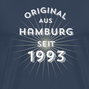 Original from Hamburg since 1993 - Men's Premium T-Shirt