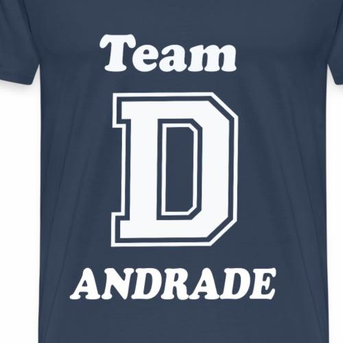 Team Andrade - Camiseta premium hombre
