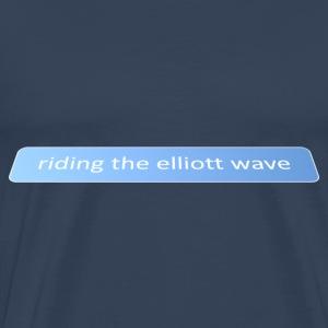Elliott Wave - Men's Premium T-Shirt