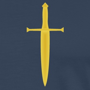 Gold Sword - Men's Premium T-Shirt