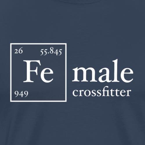 Fe Crossfitter - Men's Premium T-Shirt
