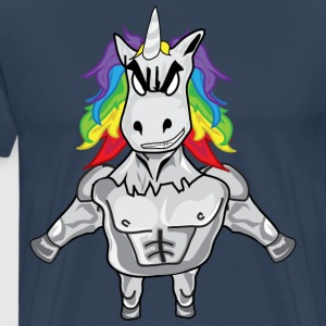 BAD UNICORN COLLECTION - Premium-T-shirt herr