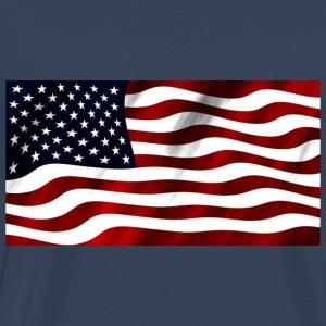flag-75047_1280 - Premium-T-shirt herr
