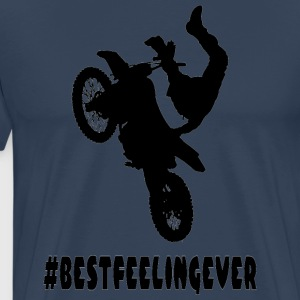 BEST_FELLING - Herre premium T-shirt