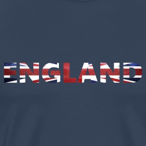 England 1 (2542) - Men's Premium T-Shirt