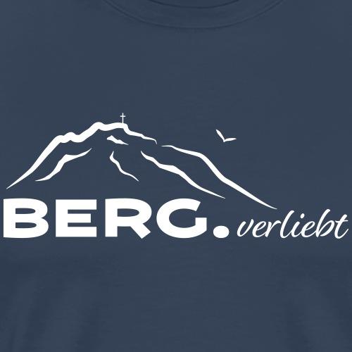 BERG.verliebt_basic - Männer Premium T-Shirt