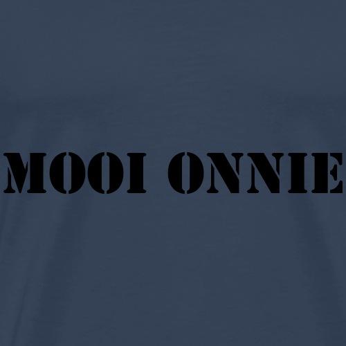 Mooi onnie! - Mannen Premium T-shirt