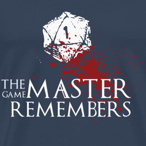 Pen and paper the game.master remembers