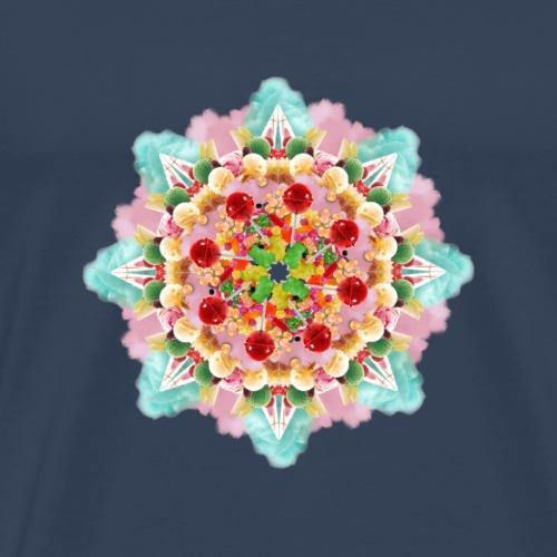 sweet life mandala - Men's Premium T-Shirt