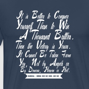 It is better... - Männer Premium T-Shirt