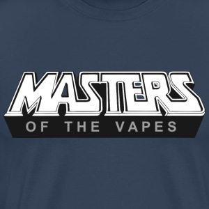 Masters of the vapes - Mannen Premium T-shirt