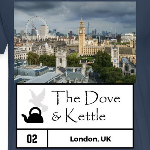 DandK London Vista - Men's Premium T-Shirt