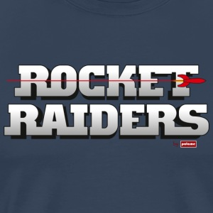 patame Rocket Raiders Logo - Men's Premium T-Shirt