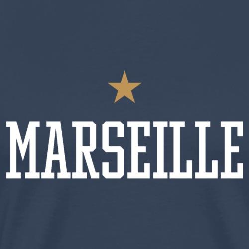 Marseille - T-shirt Premium Homme