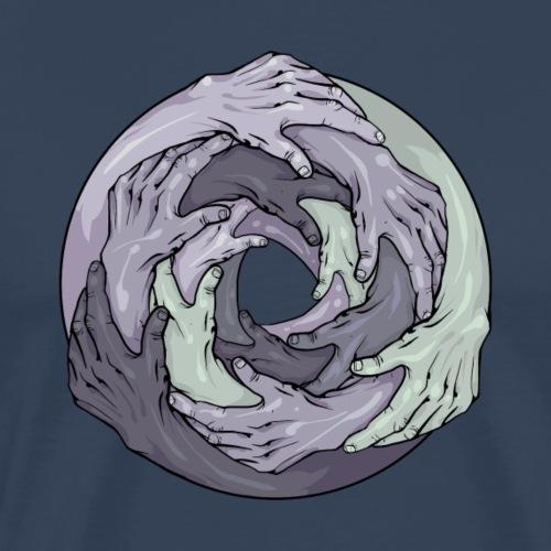 Skin-nado. - Men's Premium T-Shirt