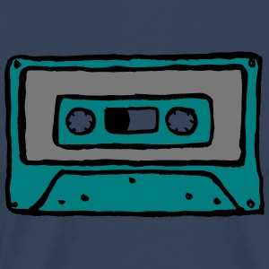 Choose-Your-Own Tape Cassette - Men's Premium T-Shirt
