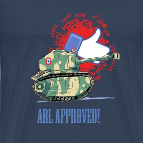 ARL APPROVED - Maglietta Premium da uomo