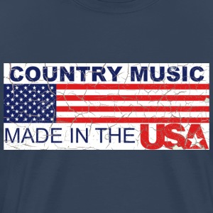 "Shirt ""Country USA"" - Men's Premium T-Shirt"