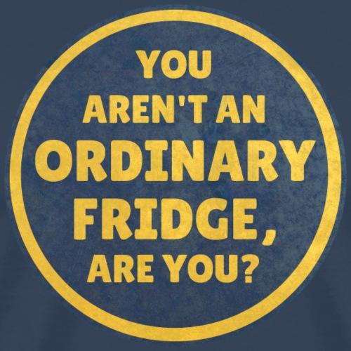 You aren't an Ordinary Fridge, are you? - Men's Premium T-Shirt