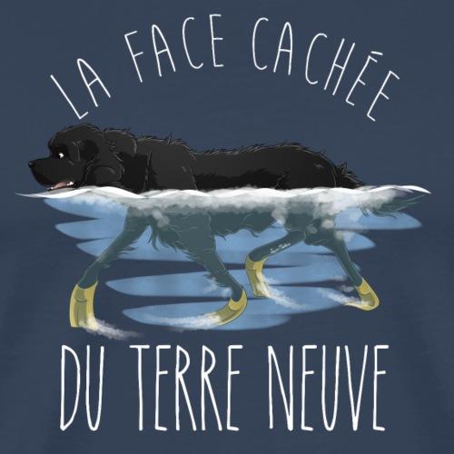 La face cachée du Terre Neuve - T-shirt Premium Homme