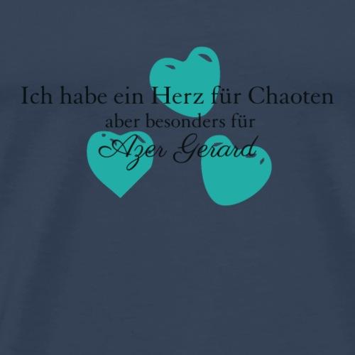 Azer_Gerard Fanshirt - Männer Premium T-Shirt