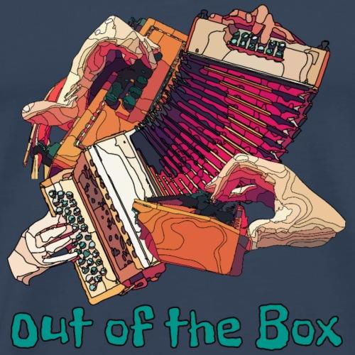 outofthebox - Männer Premium T-Shirt