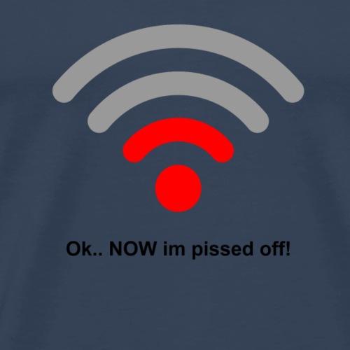 Pissed off - Men's Premium T-Shirt