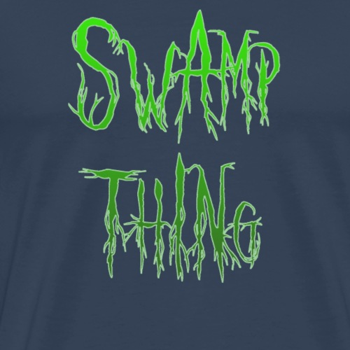 Swamp Thing - Männer Premium T-Shirt