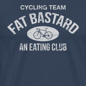 CYCLE CLUB - Mannen Premium T-shirt
