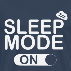 Sleep mode - Men's Premium T-Shirt