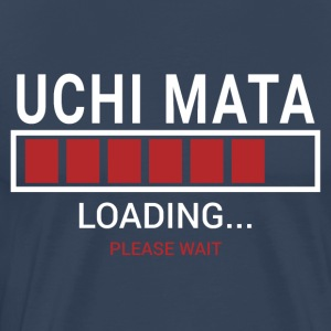 Uchi Mata Loading ... please wait - Premium-T-shirt herr