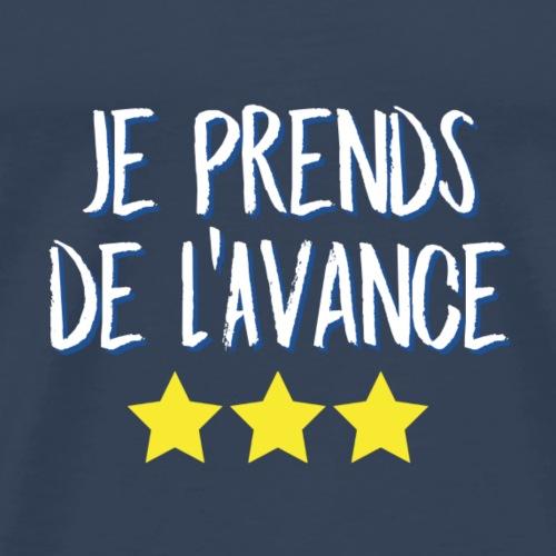avance - T-shirt Premium Homme