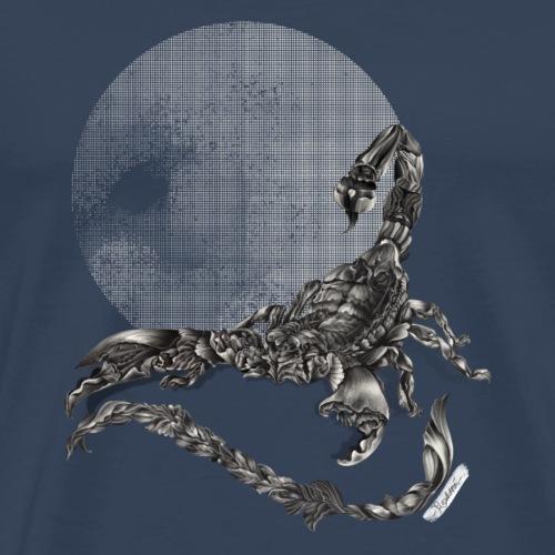 Skorpion Sternzeichen - Männer Premium T-Shirt