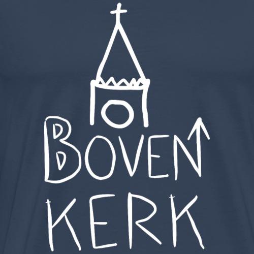 Bovenkerk shirt - Mannen Premium T-shirt