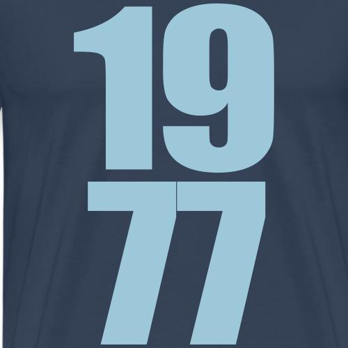 2232 1977 - Männer Premium T-Shirt