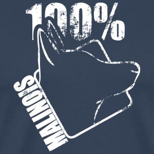 MALINOIS 100 - Men's Premium T-Shirt