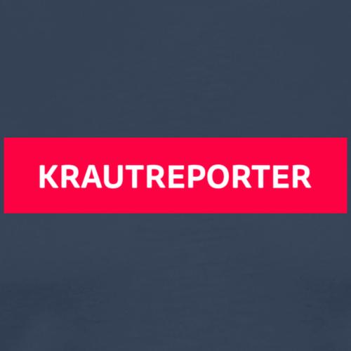 KR LOGO gross - Männer Premium T-Shirt