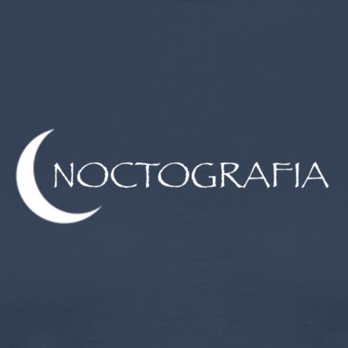 Noctografia - Camiseta premium hombre