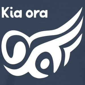 Kia Ora - Men's Premium T-Shirt