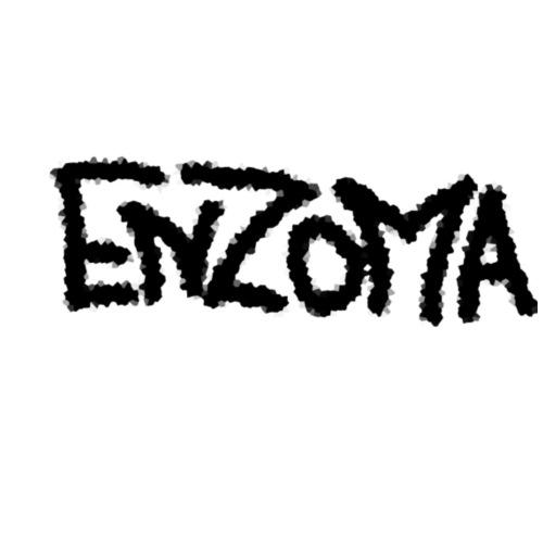 Enzoma - Enzoma Schriftzug - Männer Premium T-Shirt
