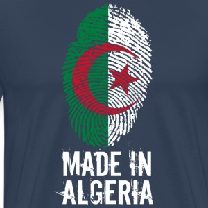 Made in Algeria / Gemacht in Algerien الجزائر - Männer Premium T-Shirt