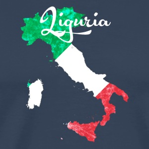 Liguria - Premium T-skjorte for menn