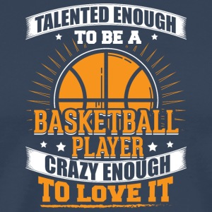 joueur de basket-ball TALENT - T-shirt Premium Homme