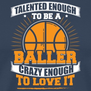 TALENT baller - T-shirt Premium Homme