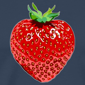 Strawberry Strawberry Frais fruits sexy fruits - T-shirt Premium Homme