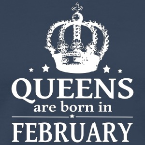February Queen - Men's Premium T-Shirt