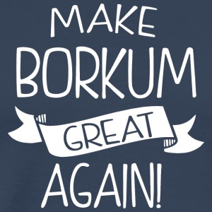 Make Borkum great again - Männer Premium T-Shirt