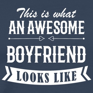 Awesome Boyfriend - Men's Premium T-Shirt