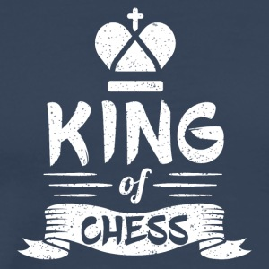 King of Chess - Men's Premium T-Shirt